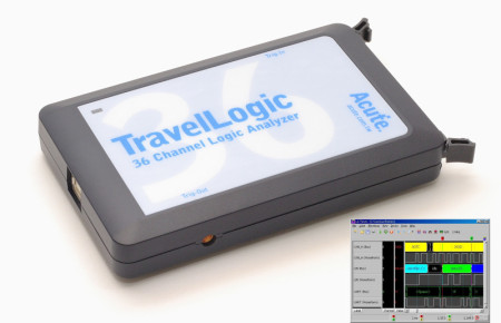 Acute Logic Analyzer with LabVIEW support