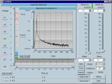 FreeVIEW-Sound-Pro - Test & Measurement Software - Free of charge for Universities