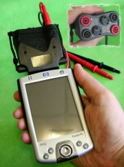 Digital Multimeter with CT and PCMCIA support