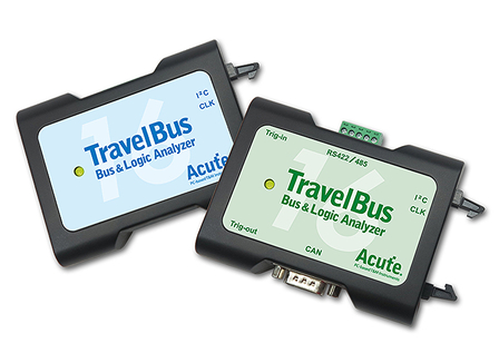 Bus Analyzer & Logic Analyzer combined in one System