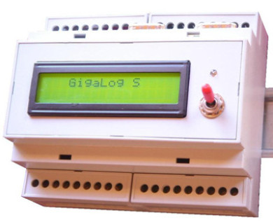 Test & Measurement Datalogger with USB port, Modem port, LabVIEW and DasyLab support