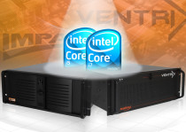 Industrial PC from Amplicon with Intel Core i5/i7 Processors
