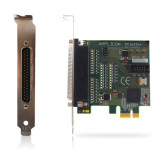 24 digital I/O Card with PCI-Express interface