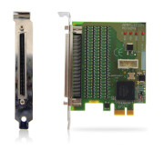 PCIe296 - 96 lines digital I/O card - PCI-Express