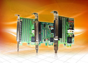 Digital I/O cards with PCI-Express interface