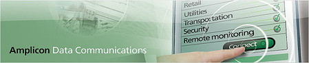 Logo from Amplicon Data Communication