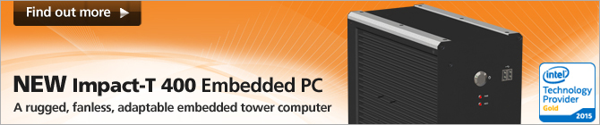 Impact-T 400 Embedded PC
