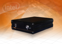 Impact-E 100 - fanless Embedded PC - ATOM processor